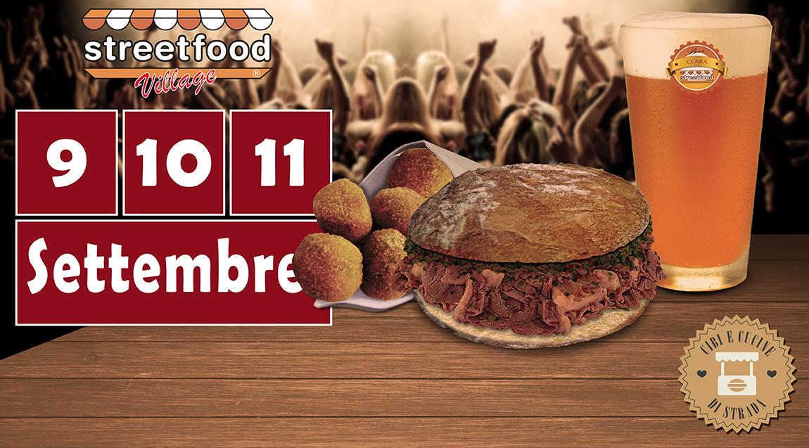 Verbania Intro Streetfood Village
