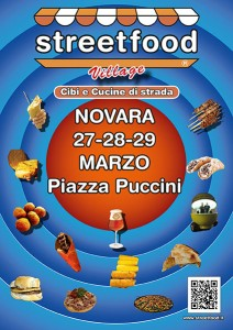 streetfood village novara 2015