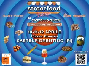 streetfood village castelfiorentino 2015