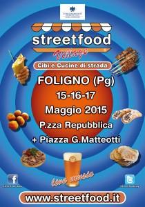 streetfood village foligno
