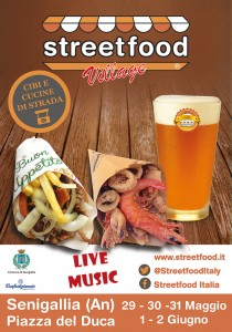 streetfood village senigallia 2015
