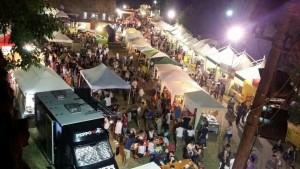streetfood tour 2016